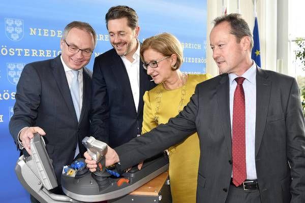 Niederösterreich bekommt als erstes Bundesland einen FH-Studiengang für Agrartechnologie
