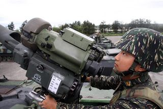 Taiwanese Army Tests BGM-71 TOW Anti-Tank Guided Missile | Global Military Review