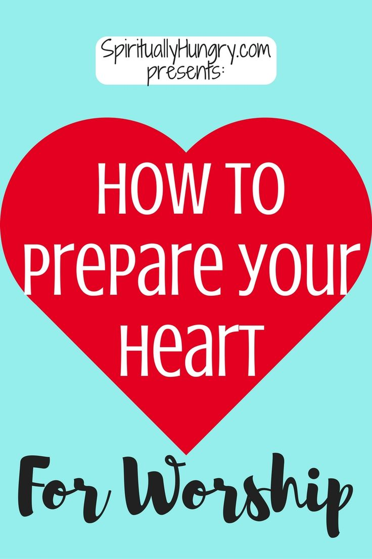 Do you feel like you're not getting much out of attending church? Learn ways to prepare your heart and mind for your next worship service. By this simple method, you can learn to walk into your next church service focused on what really matters, meeting and worshipping God!