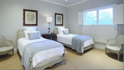 Blue paintGuest Room, Pamela Piercehouston, Pam Piercing, Sweets Dreams, Room Ideas, Design Pam, Dreamy Bedrooms, Pamela Piercing, Bedrooms Decor