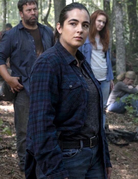 Tara Chambler in The Walking Dead Season 8 Episode 11 | Dead or Alive Or