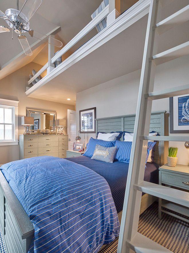 25+ best Kids loft bedrooms ideas on Pinterest | Boys loft ...