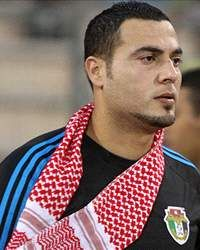 Amer Shafi, Jordan International