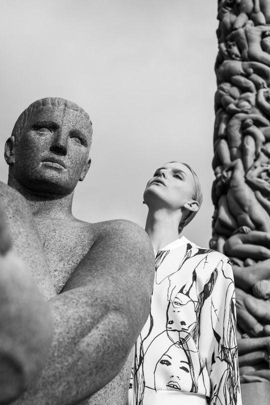 workbycarolinestromme  #fashion #photoshoot #magazine #style #2016 #oslo #norway