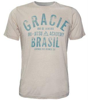 Gracie Academy Copacabana Shirt