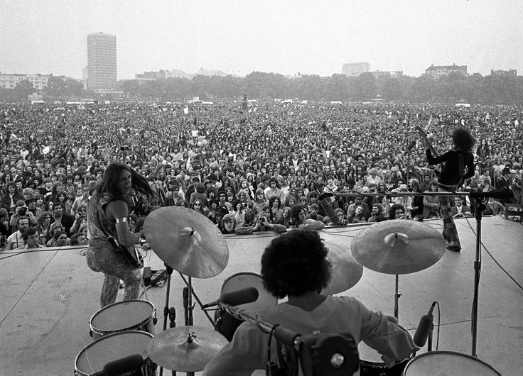 Grand Funk Railroad - Band - 1971.