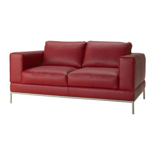 ARILD 2er-Sofa, Karaktär rot 999,00