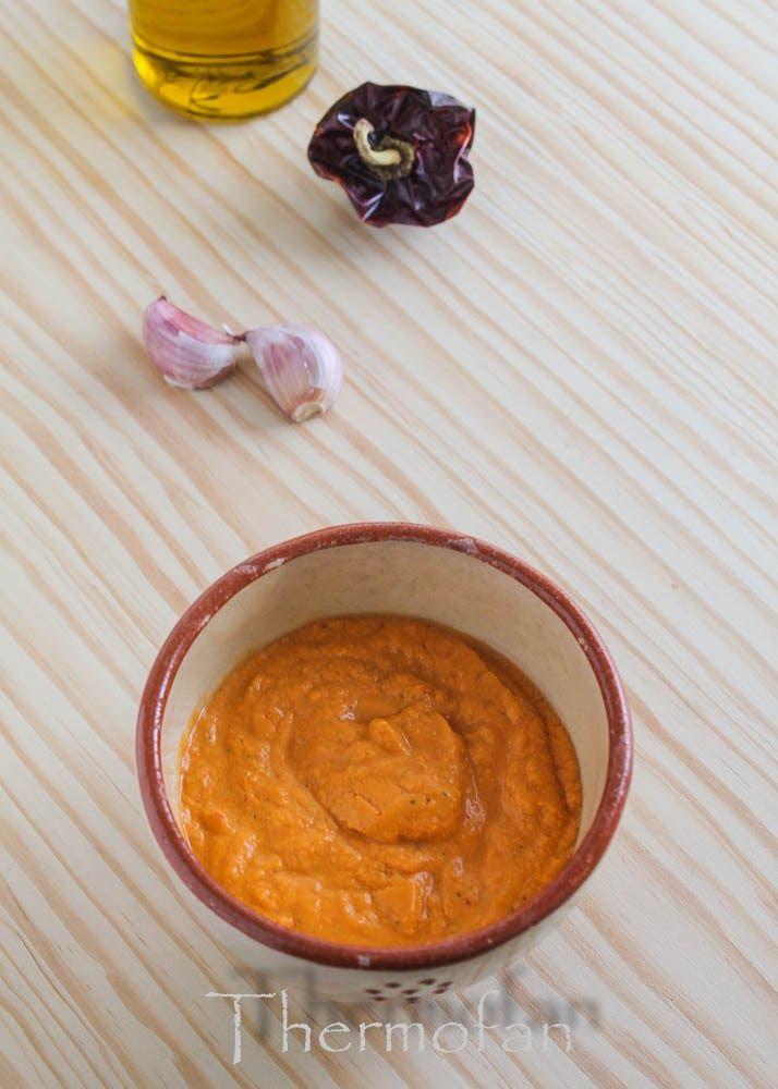 THERMOFAN: Salmorreta, salsa alicantina, base para arroces de...