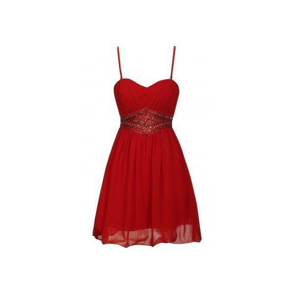 Womens Party Dresses, Christmas Party Dress, Party Dress UK -... via Polyvore