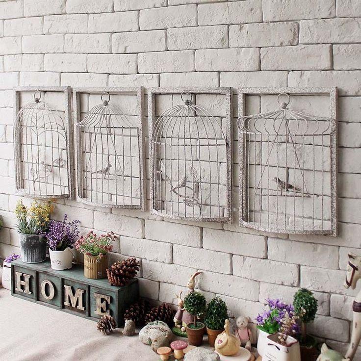 dekoratif kuş kafesi dekorasyon örnekleri 2016