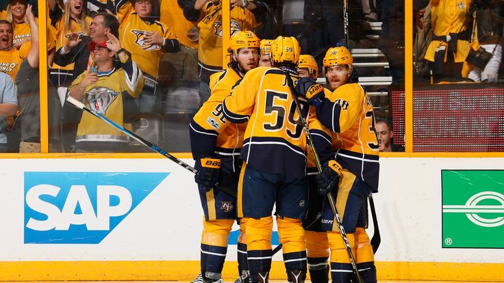 NHL playoff scores 2017: Predators win Game 3 after having 2 late goals waved off - SB Nation