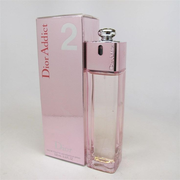 Women Fragrance: Dior Addict 2 By Christian Dior 100 Ml 3.4 Oz Eau De Toilette Spray Nib -> BUY IT NOW ONLY: $128.99 on eBay!