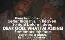2Pac - Thugs Mansion Lyrics | Musixmatch