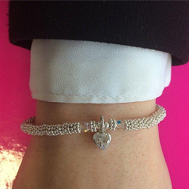Amiya's Bracelet #AnnieHaak #SterlingSilver