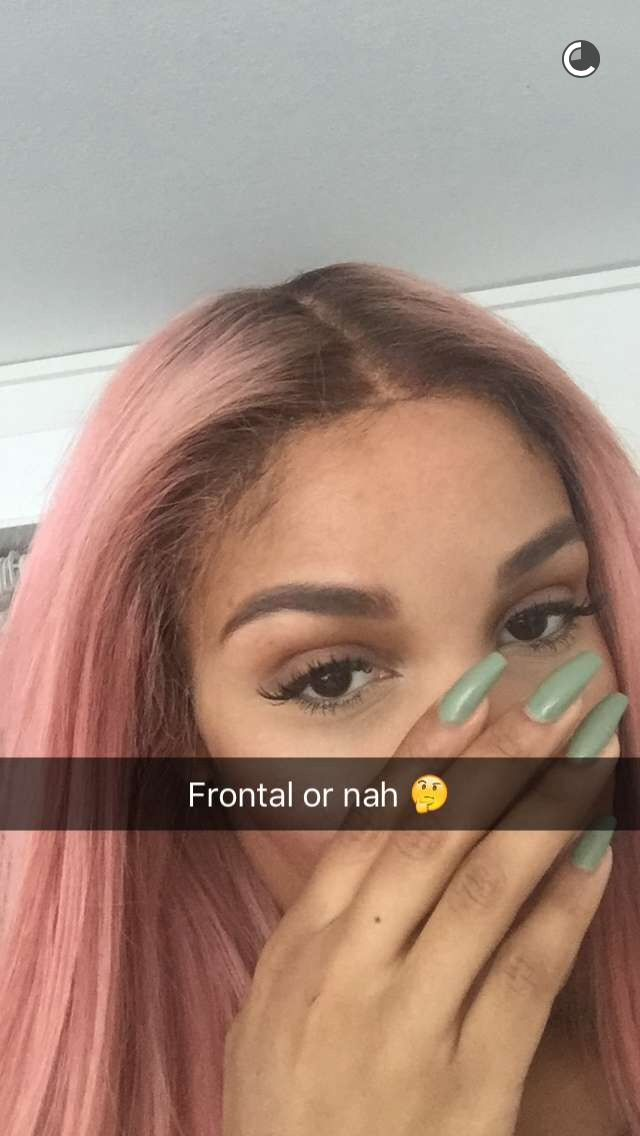 Lace frontal                                                                                                                            More