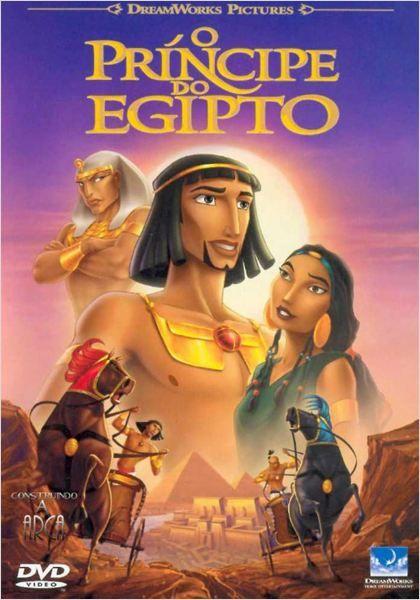 O Príncipe do Egito : poster