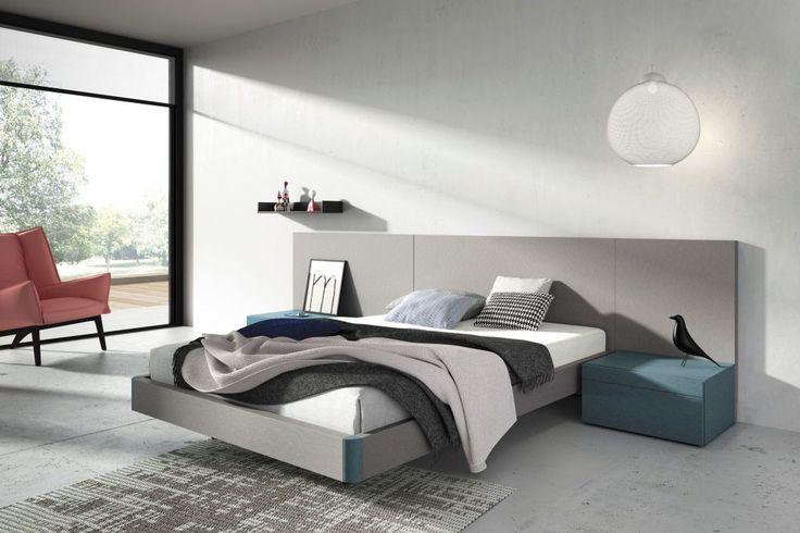 Dormitorio moderno (1066 – D7) - Muebles CASANOVA