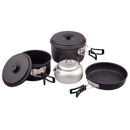360 Degrees 6 Piece Campers Cookset