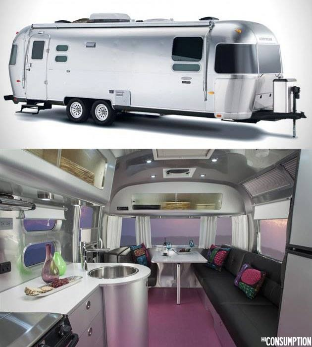 35 best images about beautiful airstream trailers on. Black Bedroom Furniture Sets. Home Design Ideas