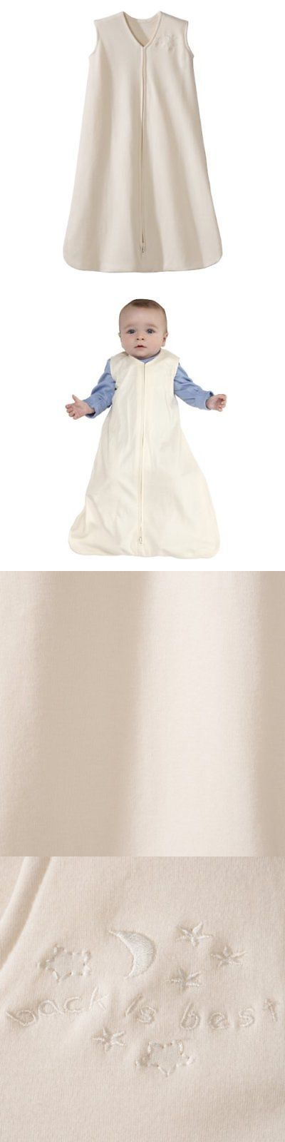 Sleeping Bags and Sleepsacks 100989: Halo Sleepsack 100% Cotton Wearable Blanket Cream Medium Sleeping Bags Nursery -> BUY IT NOW ONLY: $30.89 on eBay!