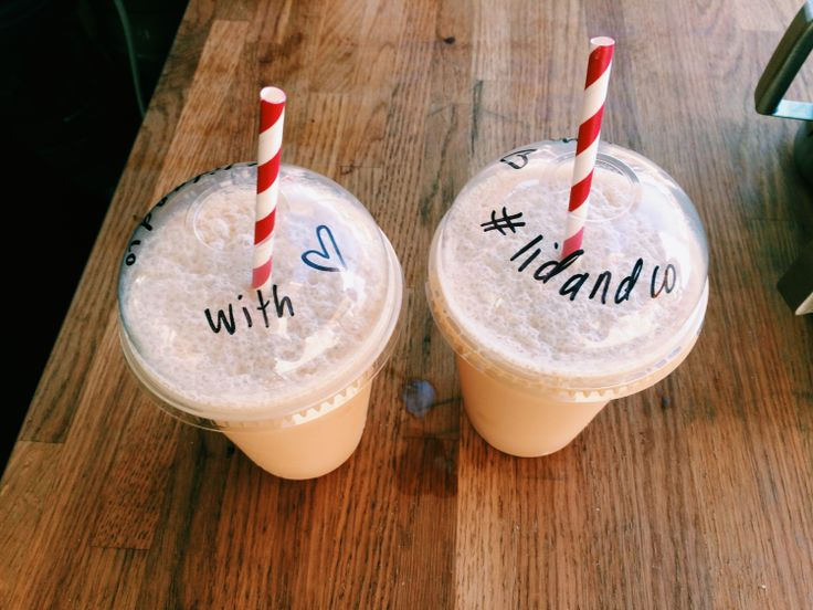 Iced Coffee from Lid & Co