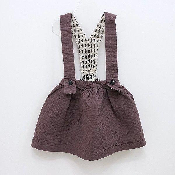 Lea Suspender Dress (2C)