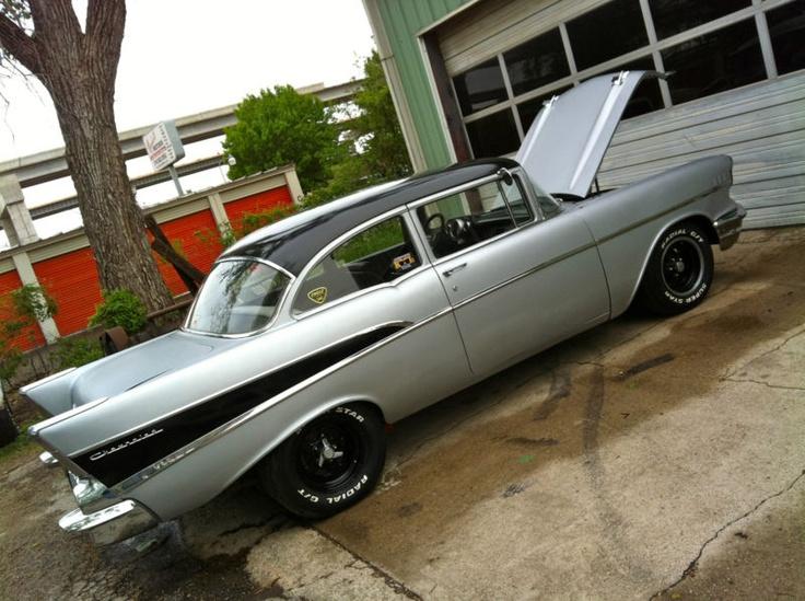 1957 chevy 2 door 210 post cars pinterest chevy for 1957 chevy 210 2 door