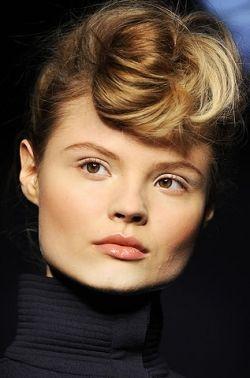 Hair: Hair Fashion, Editorial Hair, Fashion Show, Bangs Hair, Hair Makeup, Hair Style, Fashion Runway, Beautiful People, Magdalena Frackowiak