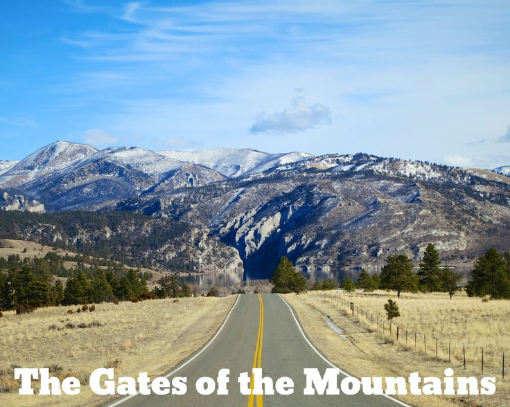 Scenes from Montana: Around Helena & The Gates of the Mountains #montana