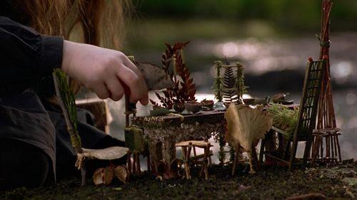 GINGERLILLYTEA: Fairy houses