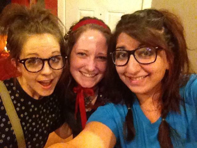Halloween 2012 at Joanna's Party  I was Lindsey's #1 Fan (Aka Phelba)  #LindseyStirling
