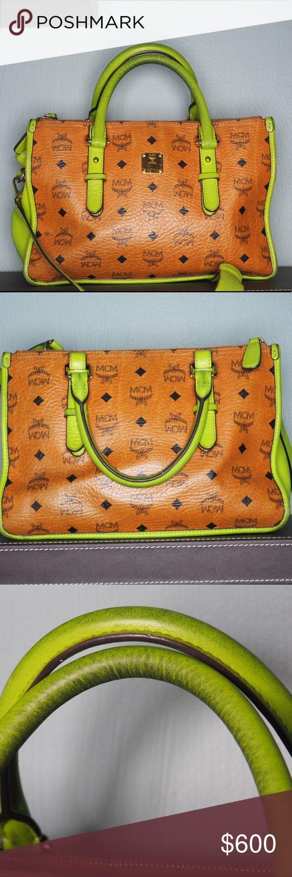MCM purse Adorable MCM purse MCM Bags Shoulder Bags