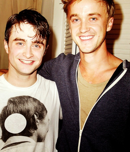 from Abel tom felton and daniel radcliffe gay pictures