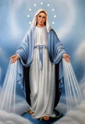 Nossa Senhor das Graças. A aparição de Nossa Senhora das Graças