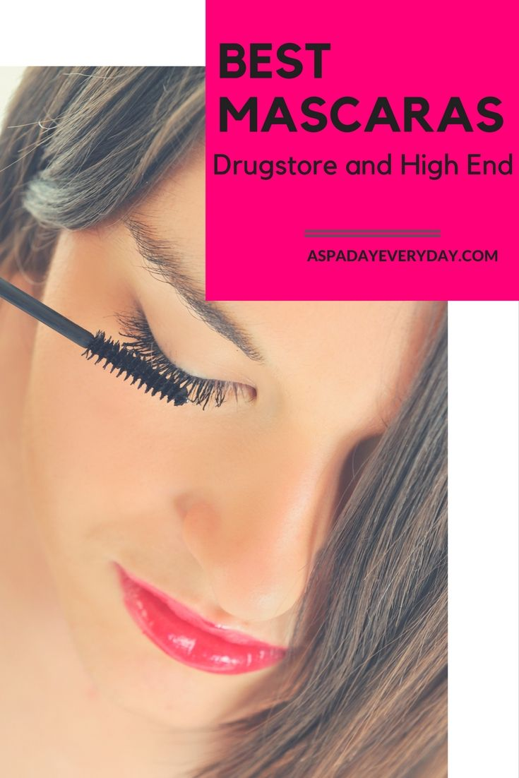 Check out my reviews of some great high end and drugstore mascaras!