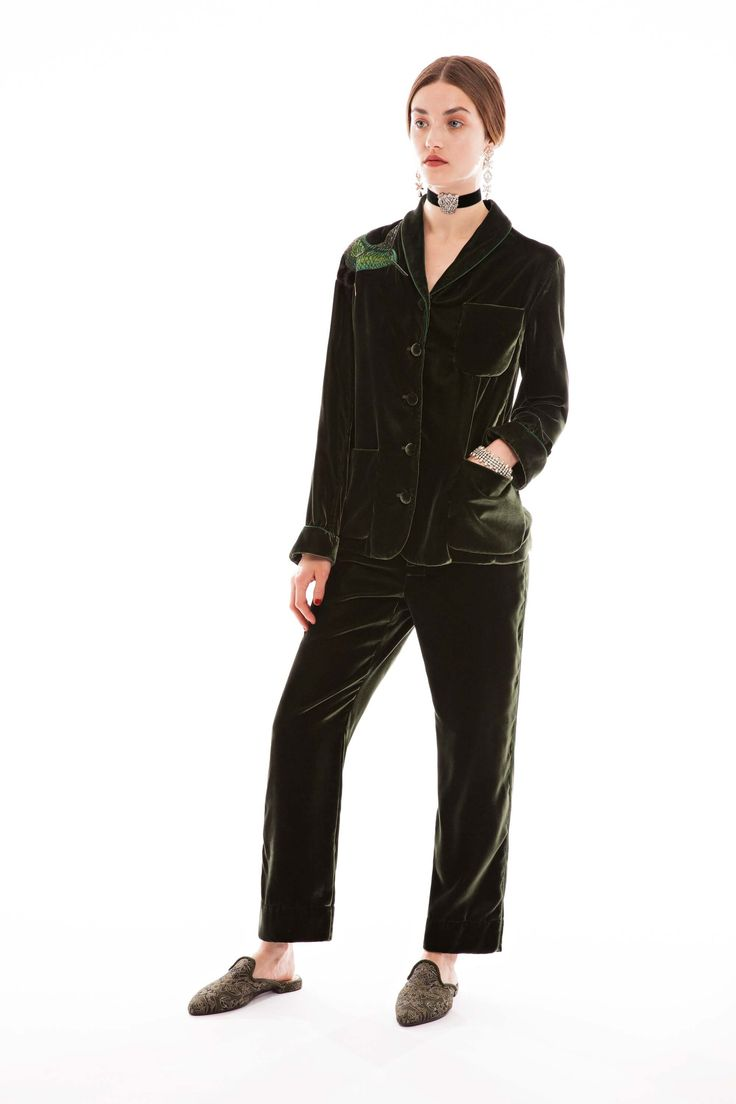 F.R.S For Restless Sleepers Persefone Pajama Jacket - click to shop