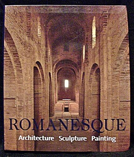 Romanesque Arhitecture Sculpture Painting