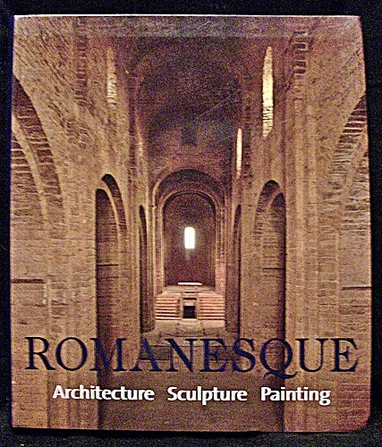 Romanesque Arhitecture Sculpture Painting