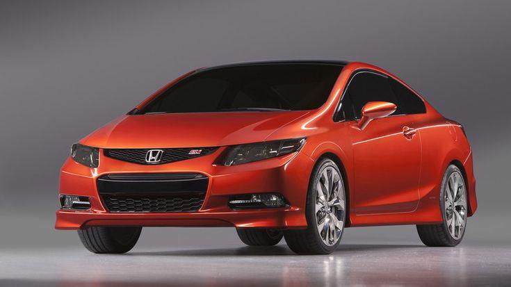 2011 Honda Civic Si Concept HD Wallpaper