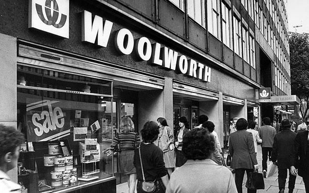 """Woolworth. My 1st """"lunch out"""" as a girl was at a Woolworth's counter. I had a ham & cheese sandwich (of course) on white bread."""