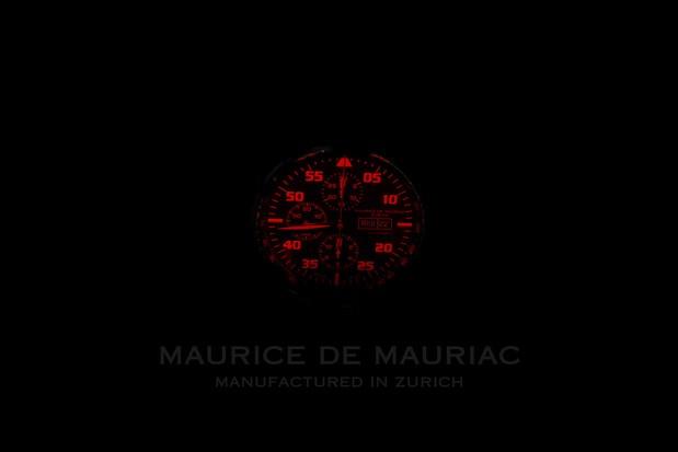 MAURICE DE MAURIAC ZURICH WATCHES - 2012 - ROCCAVISION