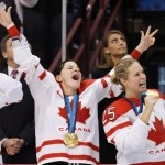 Olympic gold medallist Sarah Vaillancourt retires from Canadian hockey team | News-Canada News-Canada