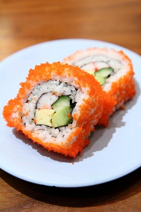 mi favorito de caviar                                                                   #Sushi #GlobalSuperstar #SupermarketSuperstar