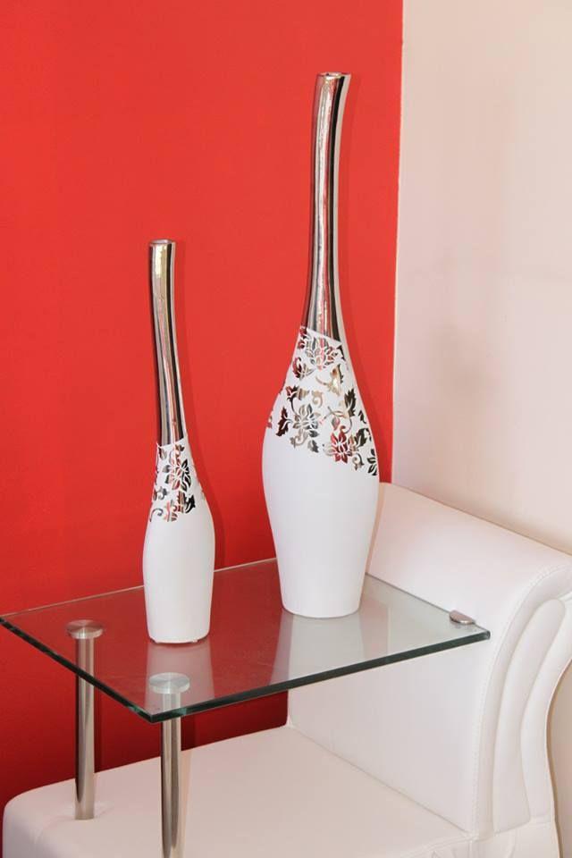 Las 25 mejores ideas sobre jarrones decorativos en pinterest for Jarrones decorativos grandes