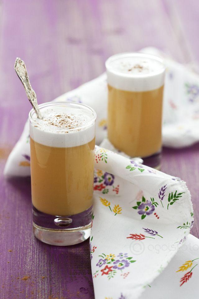 Suspiro a la limeña (peruvian dessert)
