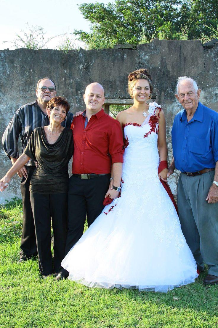 Wedding grandparents