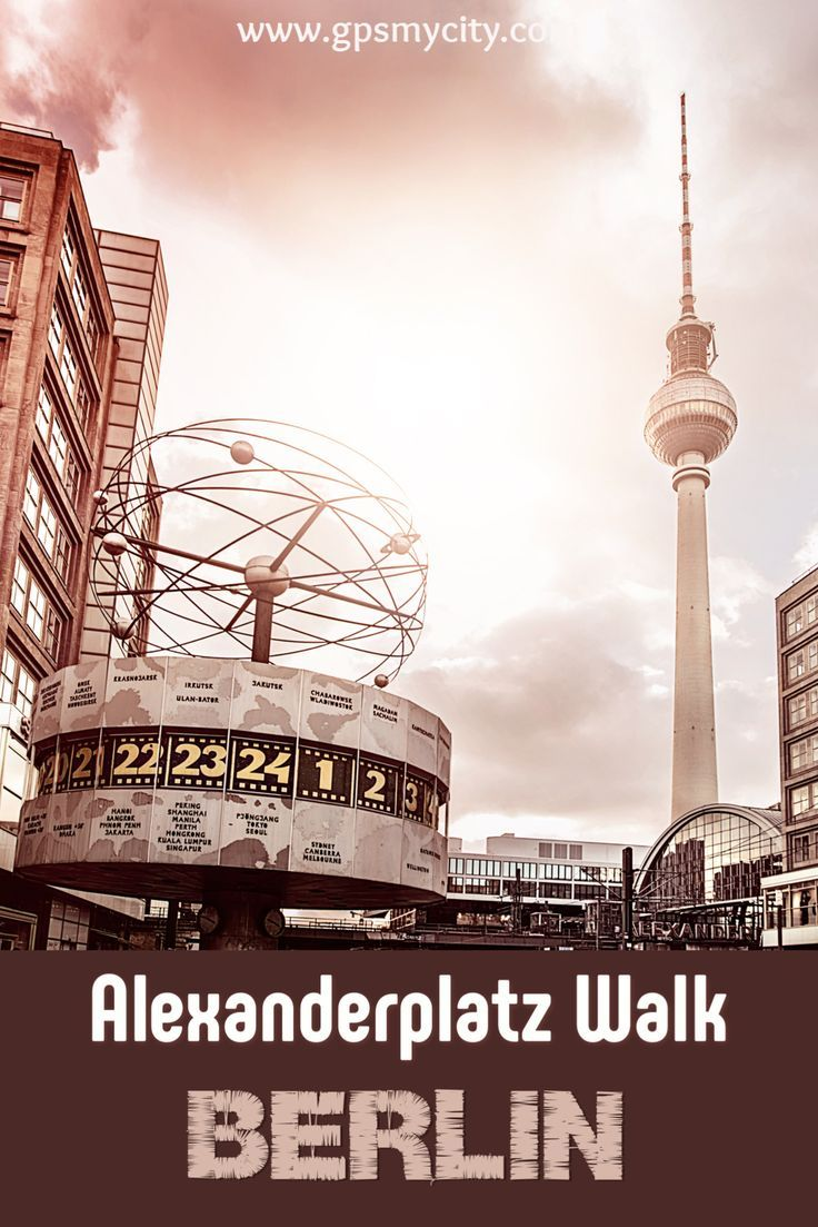 One Of Berlin S Cosmopolitan Hearts Alexanderplatz Is A Great Place To Hang Around Take Photos And Enjoy Some Of T In 2020 With Images Europe Travel Europe Must See Sightseeing