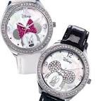 just got the black Mickey watch from Avon--LOVE it~~its all sparkly!!