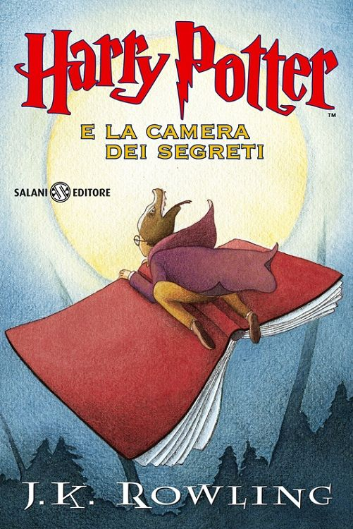 Harry Potter e la camera dei segreti pdf gratis download J. K. Rowling