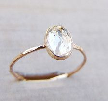 Diamond, Antique & Handmade Engagement Rings